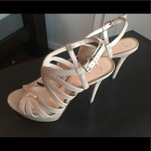 Jessica Simpson Belamy Pump Sandals